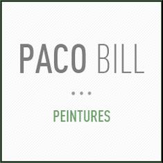 Pacobill - Peintures